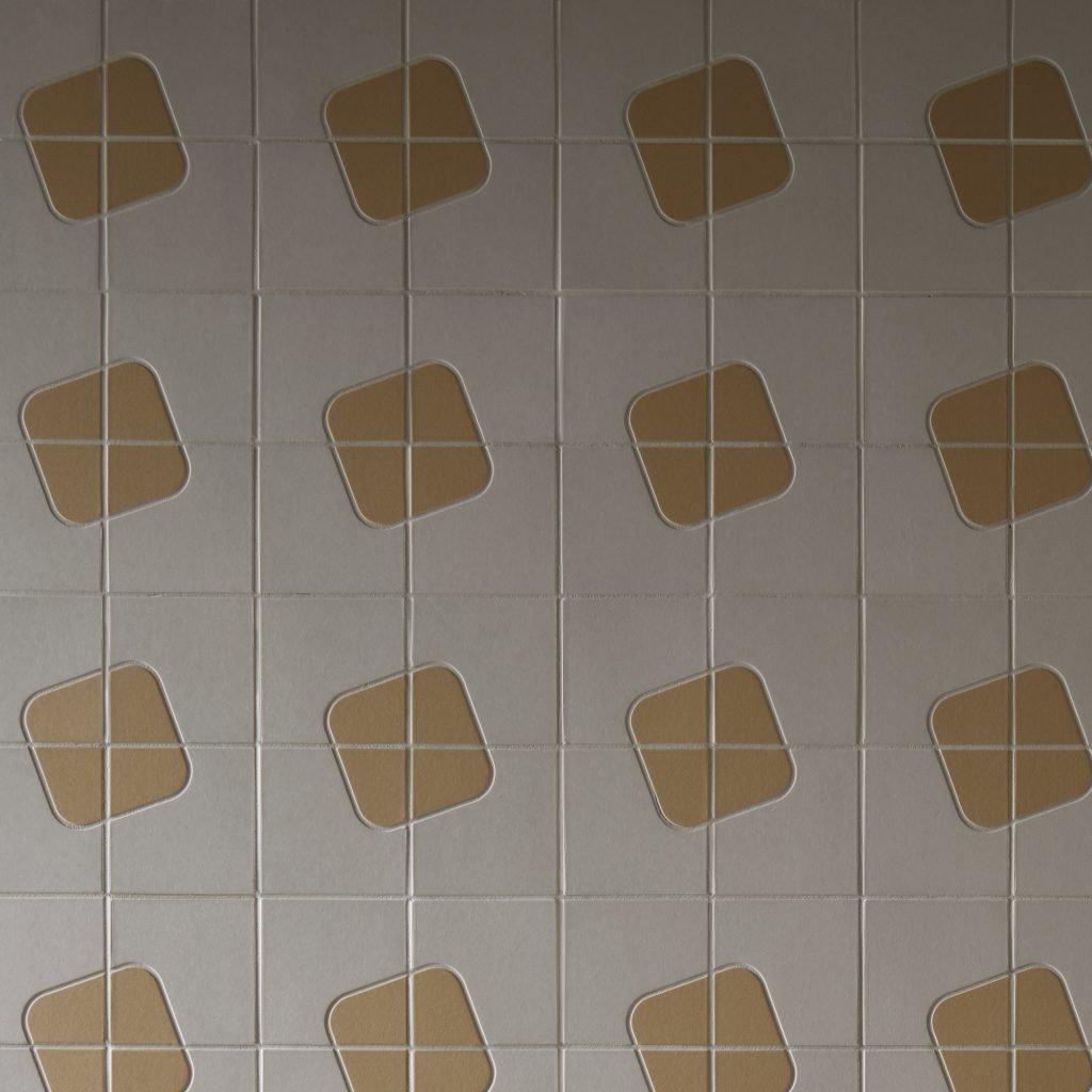 Mosaico+ quilt