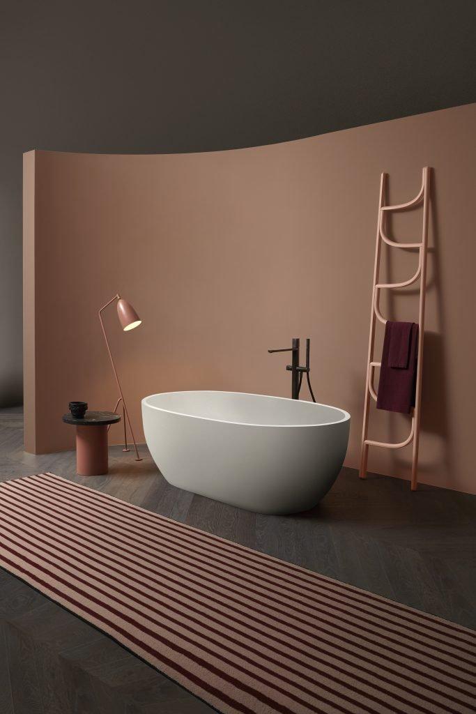reflexmood antoniolupi design vasca da bagno