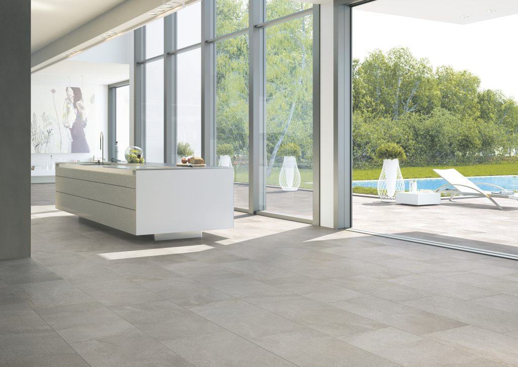 Casalgrande Padana pavimento effetto pietra