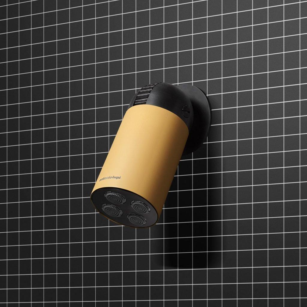 Soffione doccia Azimut colorato di antoniolupi