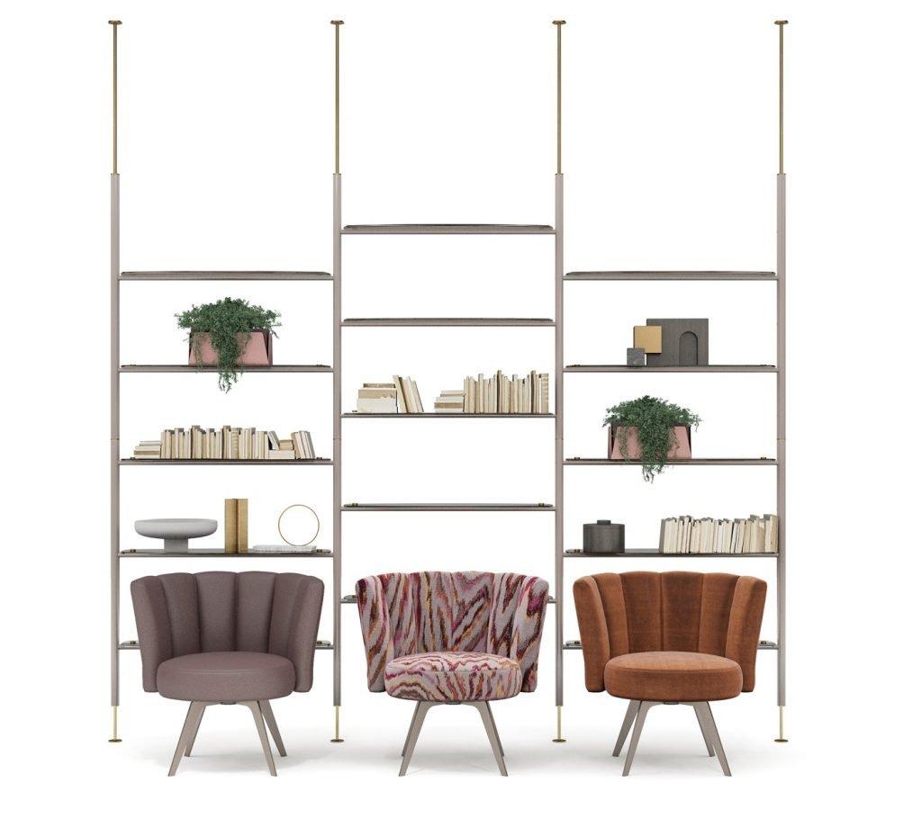 Libreria centro stanza Nima di Borzalino