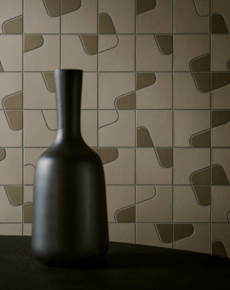Collezione Quilt di Mosaico+ in gres porcellanato grés