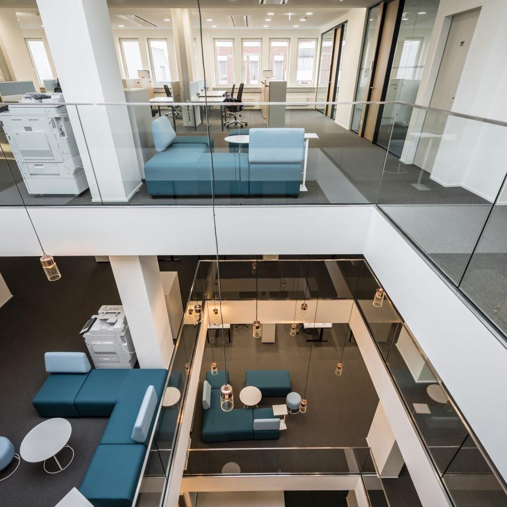 Umbau Bürogebäude AMS SEL Prandaugasse_Österreich